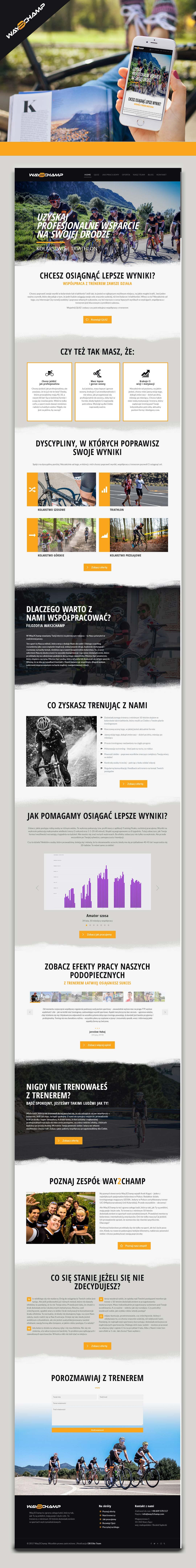 WAY2CAMP-WEB